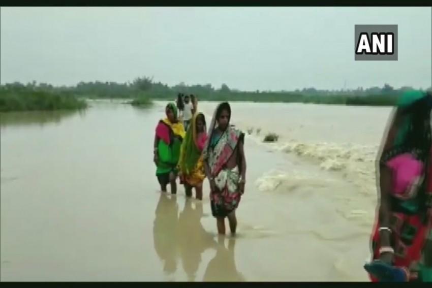 Bihar Floods Kill 25 People, Affect 25.71 Lakh: Chief Minister Nitish Kumar