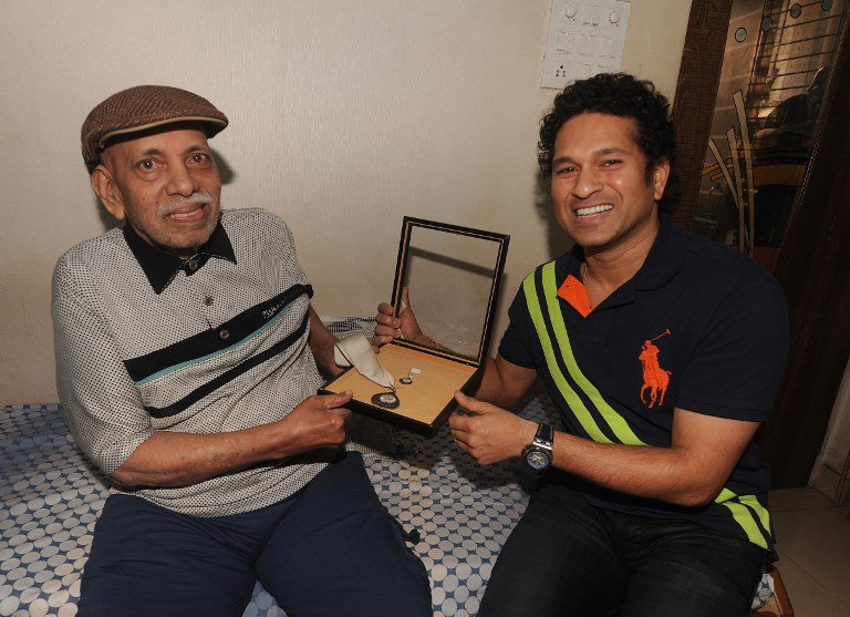 'Thank You For Being A Guide To Me' - Sachin Tendulkar Pays Tribute To Ramakant Achrekar On Guru Purnima