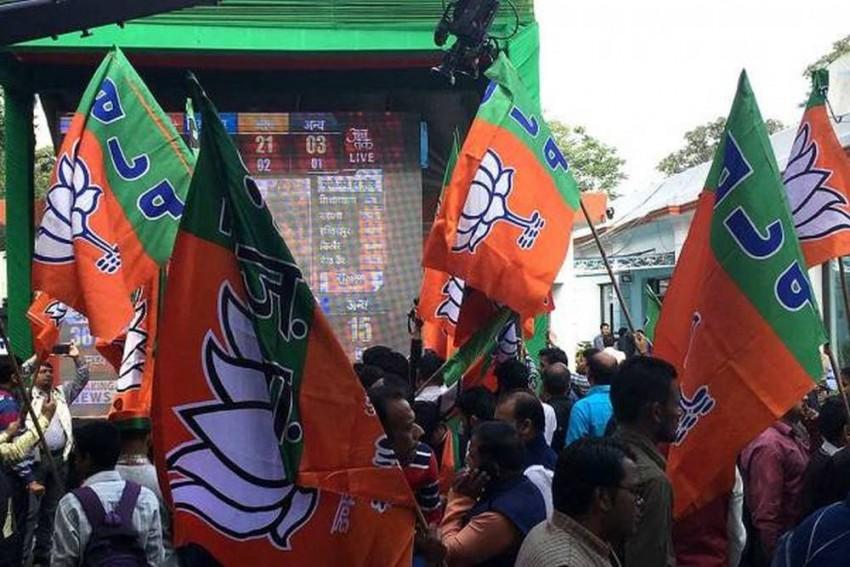 Swatantra Dev Singh Is BJP Chief In UP, Chandrakant Patil In Maharashtra