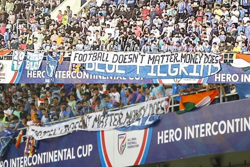 'Football Doesn't Matter, Money Does,' Fans Protest AIFF's Plan To Snub I-League Clubs