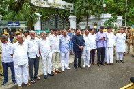 Karnataka Crisis: SC To Hear Plea On Resignations Of 15 Rebel Congress-JD(S) MLAs Today