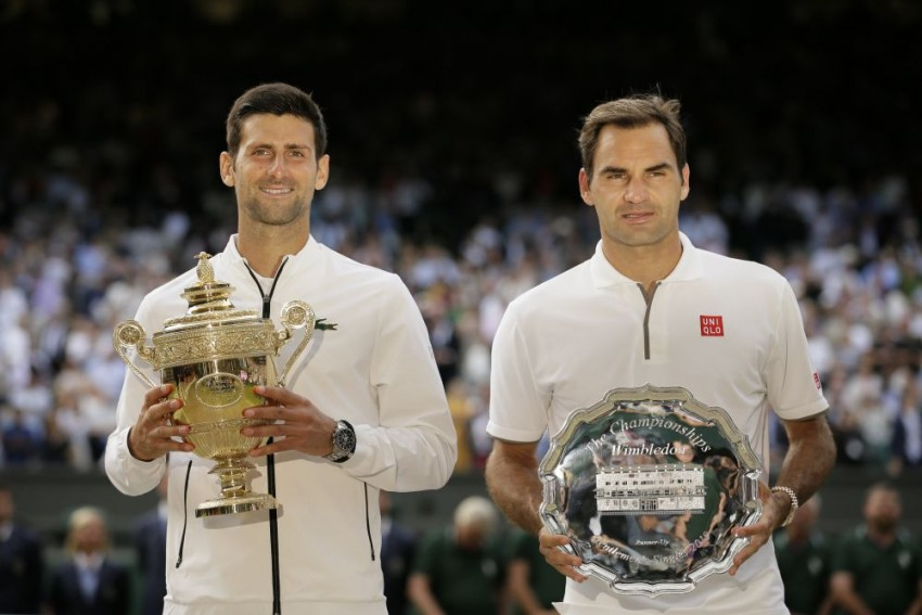 Novak Djokovic Says Wimbledon Final Against Roger Federer 'A Match To Remember Forever'
