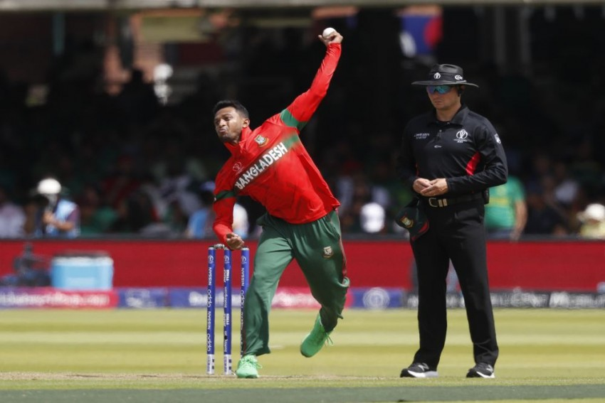 Shakib Al Hasan Rested, Mashrafe Mortaza Retained As Bangladesh Captain For Sri Lanka ODIs