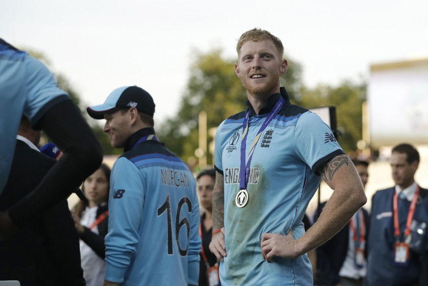 After Cricket World Cup Victory, England's Ben Stokes Sets His Sights On Ashes