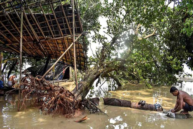 Assam Floods: 17 Dead, 45 Lakh Affected; Centre Takes Stock Of Situation