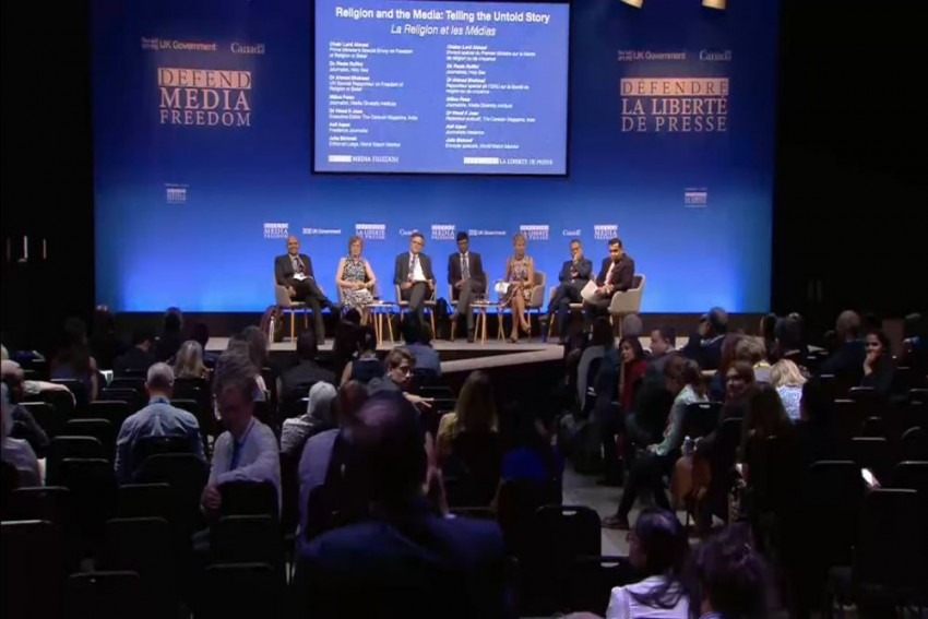 Why Global Conference On Media Freedom Has Triggered Controversy In India