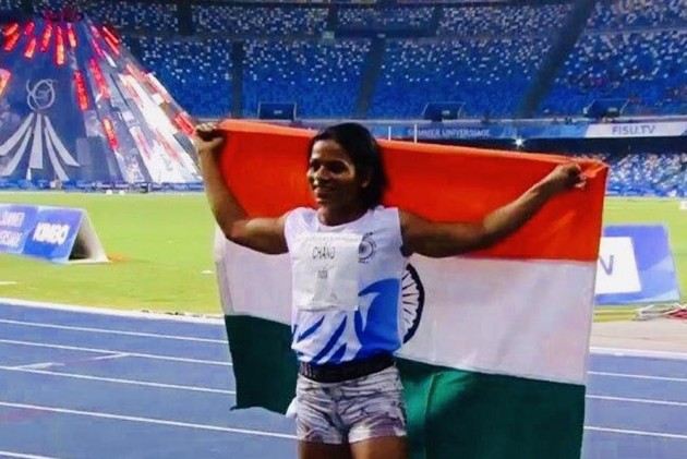 It Is A Tough Road Ahead, But I Am Not Finished Yet: India Sprinter Dutee Chand
