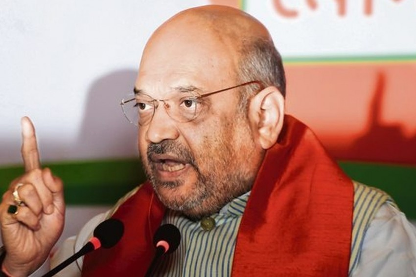'Will Identify And Deport All Illegal Immigrants Across India': Amit Shah Hints At Nationwide NRC