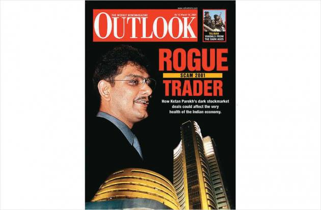 FORGOTTEN NEWSMAKERS! Ketan Parekh, The 'Ghost' Who Took Stock Of Your Life And Money
