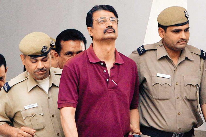 FORGOTTEN NEWSMAKERS! Charged For Murder Of A Scribe, Top Cop RK Sharma Is Home Alone