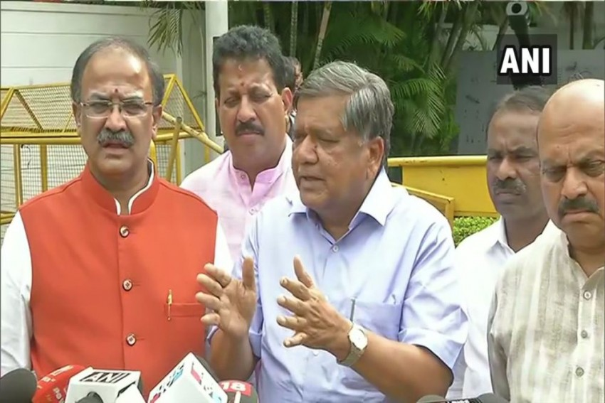 Karnataka Crisis: BJP Leaders Meet Governor Over Delay In Trust Vote