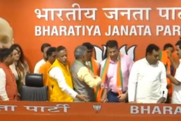 12 Bengali Actors Join BJP