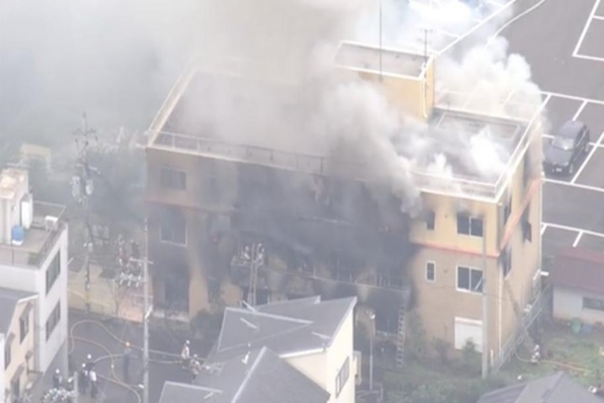 30 Dead, Dozens Injured In Arson Attack On Animation Company In Japan