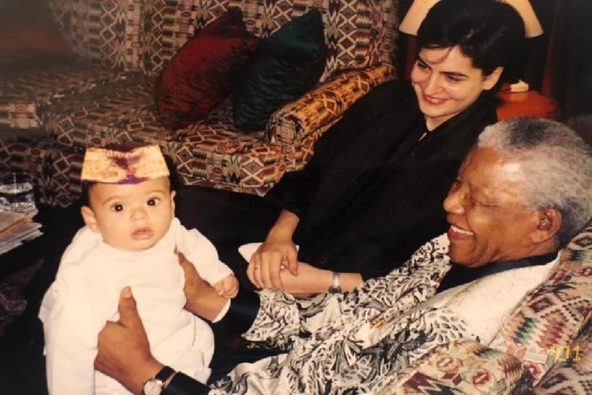 Priyanka Gandhi Shares Nelson Mandela's Advice On His Birth Anniversary