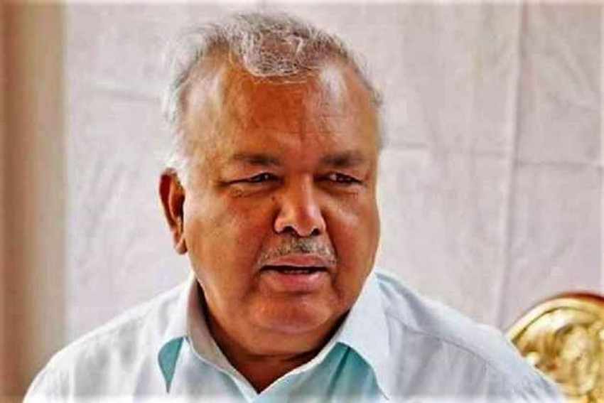 Ahead of Trust Vote, Congress' Ramalinga Reddy Says Will Vote For Govt