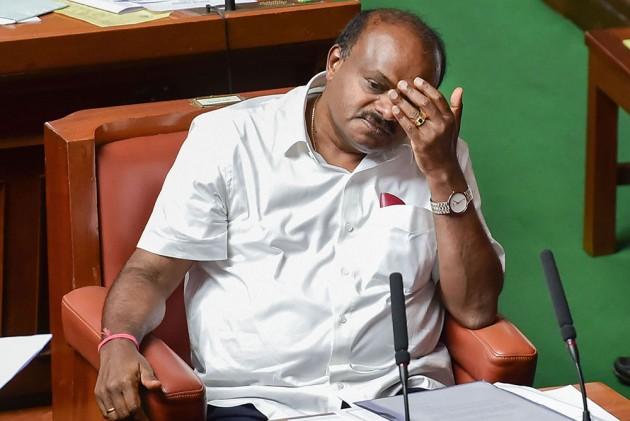 With Truncated Strength, Karnataka CM Kumaraswamy Faces Trust Vote Today