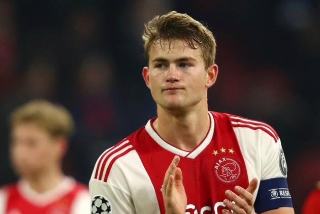 Matthijs De Ligt To Juventus: Ajax Video Celebrates Eredivisie-Winning Captain