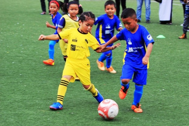 Baby League - A Rare Good Step By All India Football Federation