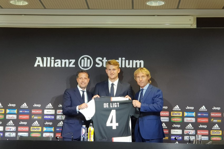 Matthijs De Ligt To Juventus: Former Ajax Captain Joins Most Expensive Teenagers Of All Time