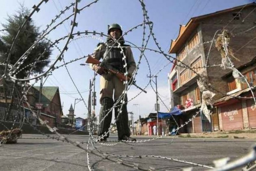 PDP Leader's Personal Security Officer Shot Dead In Kashmir's Anantnag