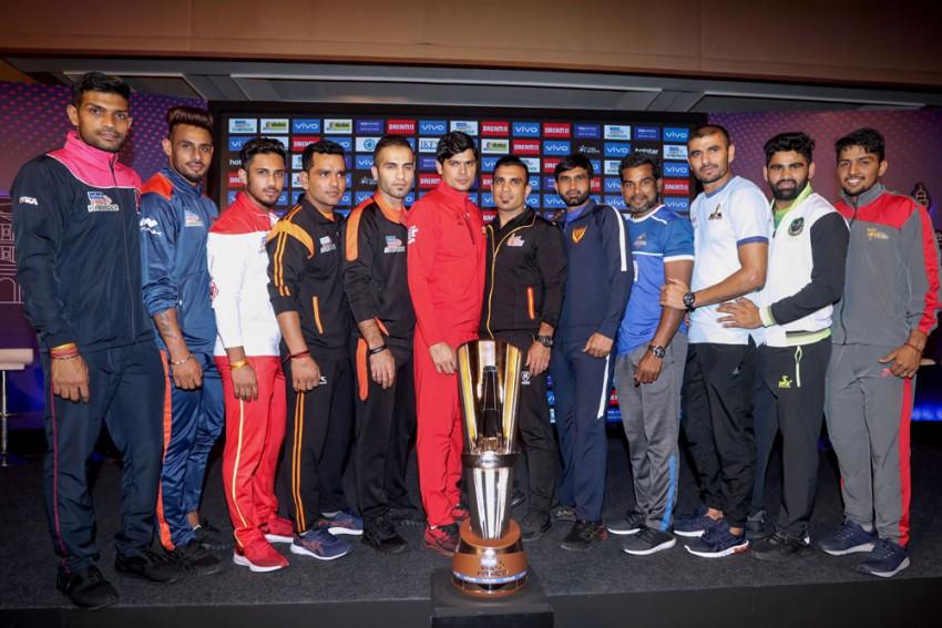 PKL 2019: Pro Kabaddi League Begins Saturday In Hyderabad