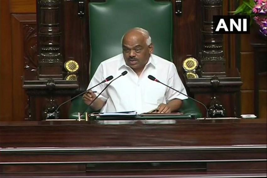 Not Delaying Trust Vote, I Don't Have To Be Partisan: Karnataka Speaker