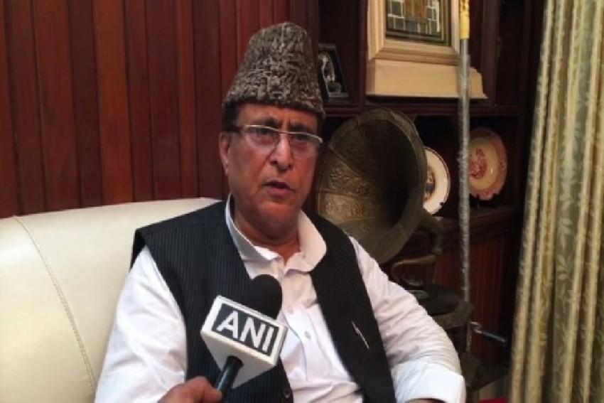 Yogi Govt Declares Azam Khan 'Land Mafia' On Portal