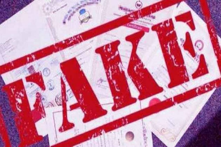 GST Officers Arrest Man For Creating 90 Fake Firms