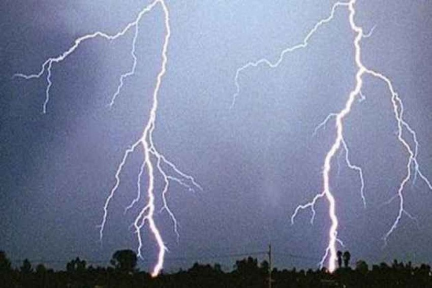 Lightning Kills 8 In Bihar, Several Injured