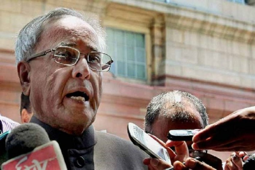 India Will Become USD 5 Trillion Economy Because Of Foundation Laid By Previous Govts: Pranab Mukherjee