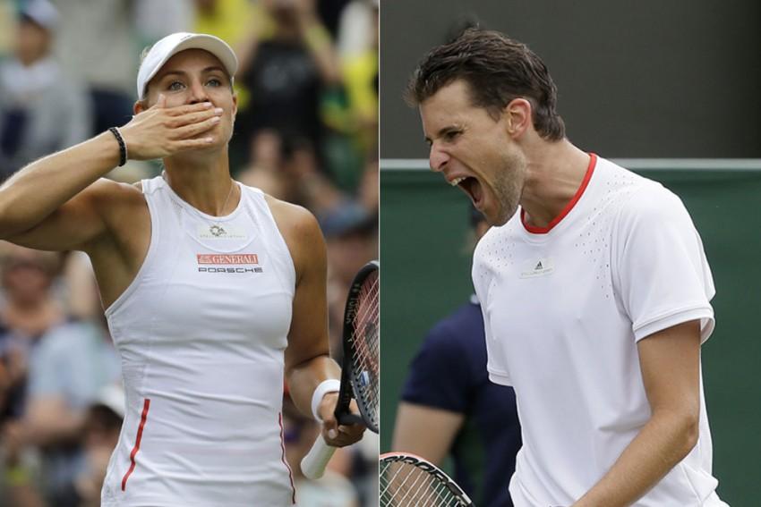 Wimbledon 2019: Angelique Kerber Makes Winning Start, Dominic Thiem Suffers More Misery
