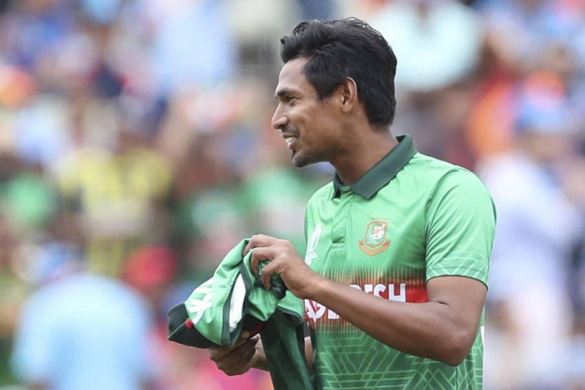 IND Vs BAN, ICC Cricket World Cup 2019: Mustafizur Rahman Is A Different Beast Against India, Takes Another Five-Wicket Haul
