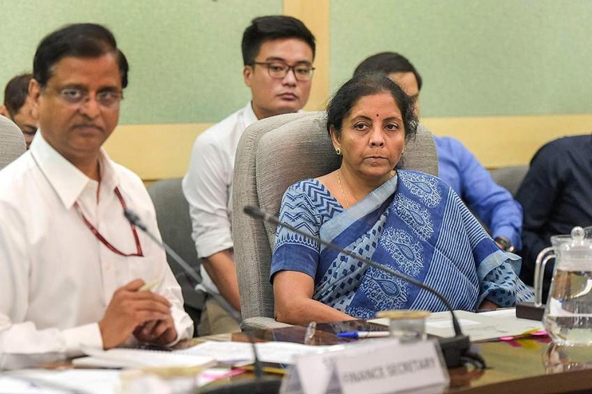 Demonetisation Had No Impact On Indian Economy, Says Finance Minister Nirmala Sitharaman