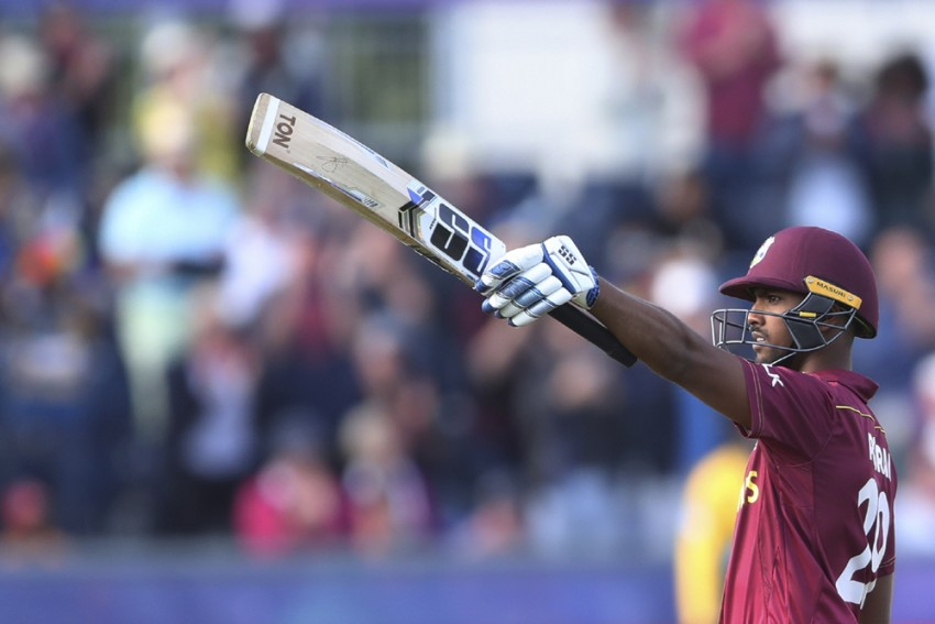 Wrecked By Accident In 2015, Nicholas Pooran Smashes Dream Cricket World Cup Ton