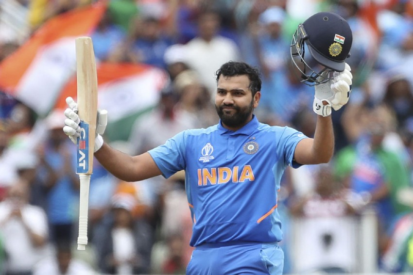 IND Vs BAN, ICC Cricket World Cup 2019: Rohit Sharma Becomes First Batsman To Hit Four Centuries, Equals All-Time Record