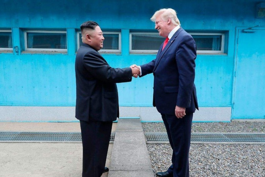 Trump-Kim Summit Signals 'End Of Hostile Relations' Between Two Countries: South Korean Prez
