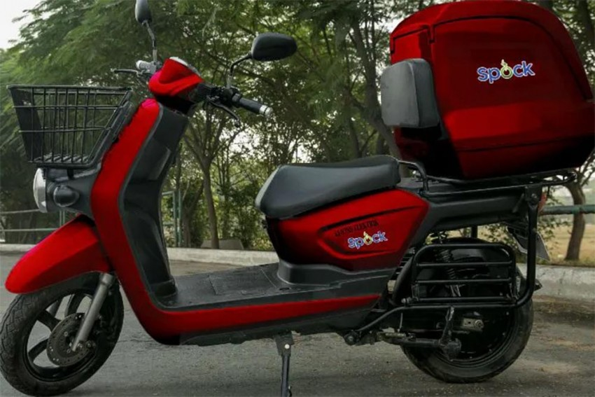 Spock Electric Scooter Launched At Rs 65,000