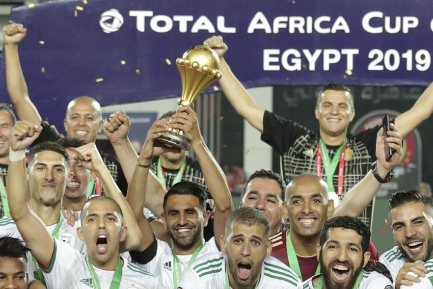 AFCON 2019: Algeria Beat Senegal 1-0 To Win 2nd Africa Cup Of Nations Title
