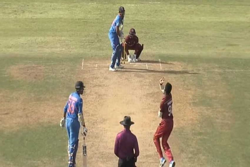 Axar Patel's Heroics In Vain As West Indies A Clinch Thriller Vs India A