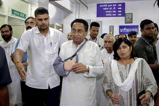 BJP Leader Arrested, Granted Bail After Threatening To 'Spill MP CM Kamal Nath's Blood'