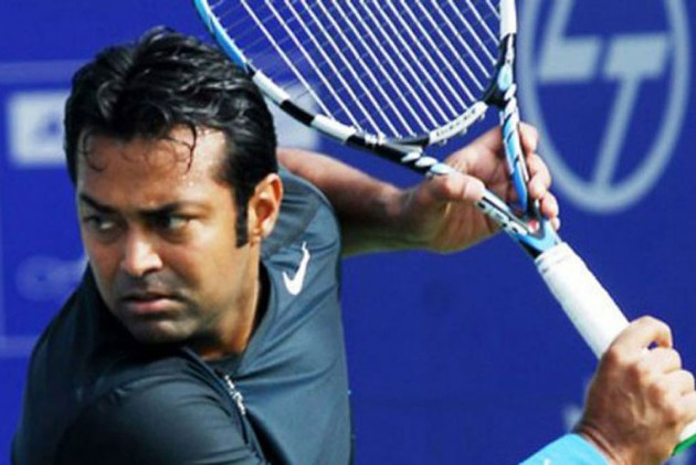 Leander Paes-Marcus Daniell Pair Survives Three Match Points, Enters Hall Of Fame Open Semi-Final