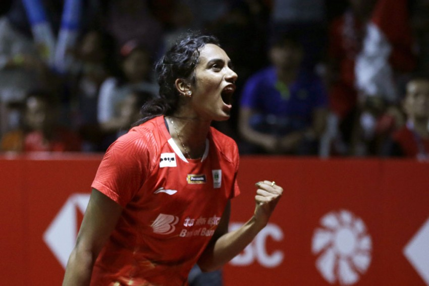 Indonesia Open 2019: Brilliant PV Sindhu Humbles Second Seed Chen Yu Fei Of China, Enters Final