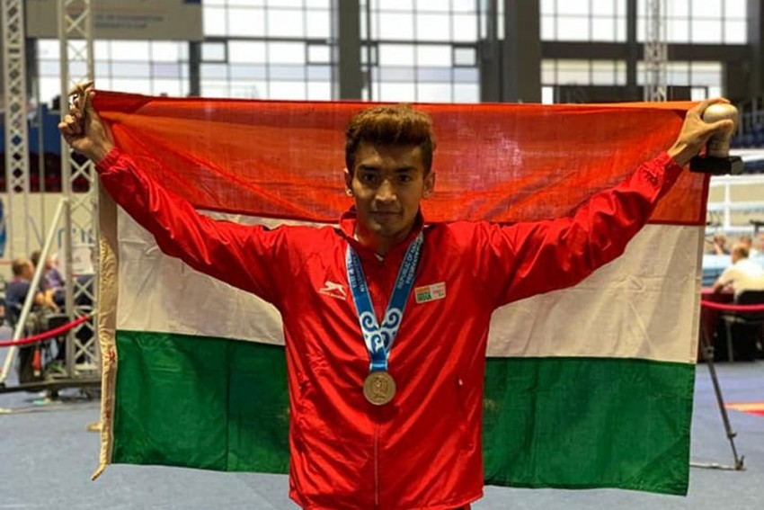 Shiva Thapa Wins Gold As India Finish With 4 Medals At President's Cup