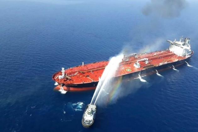 MEA In Touch With Iran To Secure Release Of 18 Indians Aboard Seized British Tanker