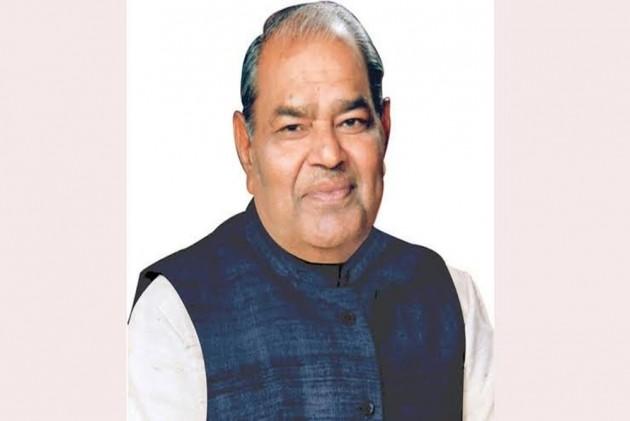 Former BJP Delhi Chief Mange Ram Garg Dies