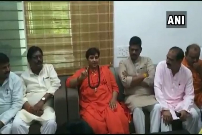 WATCH | 'Didn't Become MP To Clean Drains, Toilets': BJP MP Pragya Singh's Shocker In MP