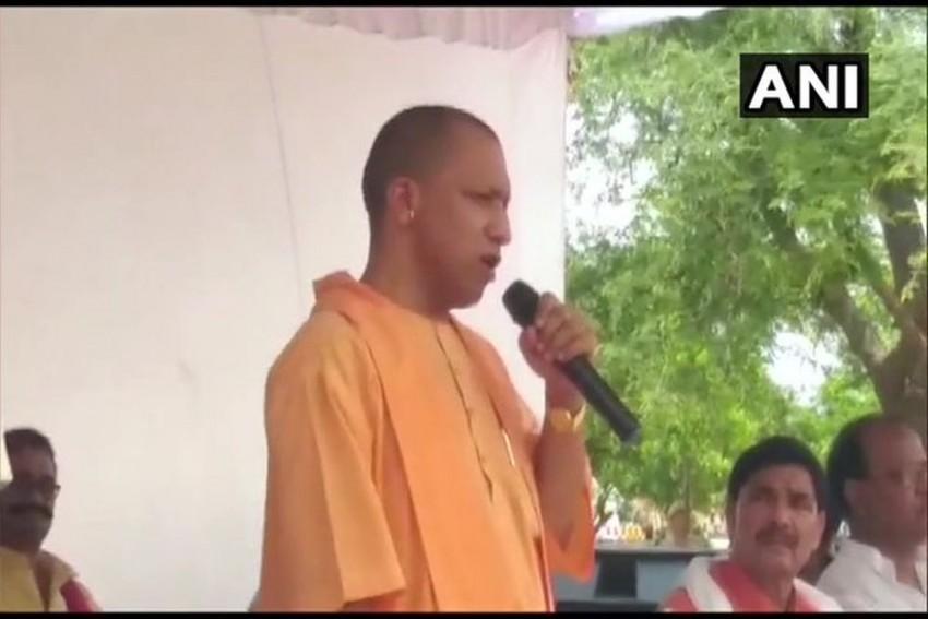 Sonbhadra Shootout: Yogi Adityanath Pins Blame On Congress, Says 'They Shed Crocodile Tears'