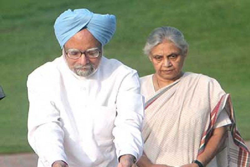 Country Has Lost A Dedicated Congress Leader Of Masses: Manmohan Singh on Sheila Dikshit