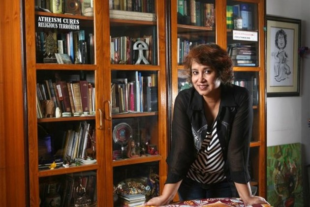 Controversial Bangladeshi Author Taslima Nasreen's Indian Residence Permit Extended By One Year