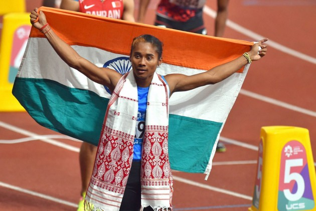 Hima Das Nearing Her Best: Indian Athletics' High Performance Director